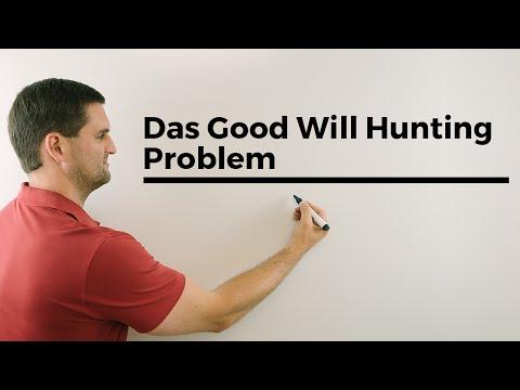 good will hunting math problem