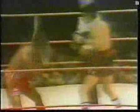 Carlos Monzon vs Rodrigo Valdez I Round 8 Video