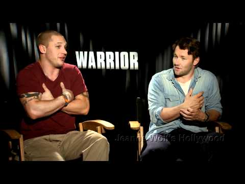 Warrior!! ... Tom Hardy!! ... Joel Edgerton!! ... Watch!!
