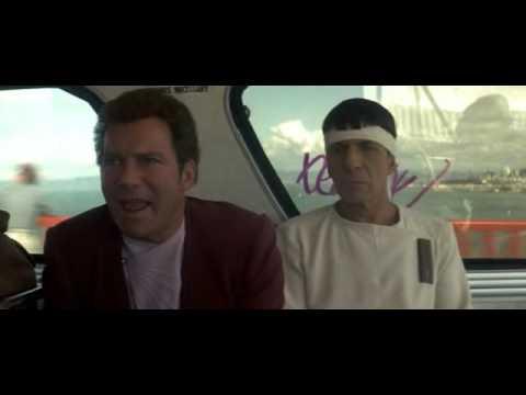 Spock pwns a punk