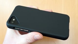 Olo Simple BlackBerry Z10 Case Review