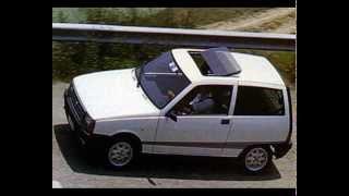 Autobianchi Y10 prima serie (1985-1989)