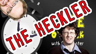 Late O'clock (LIVE) 2016 - Heckler destroys comedian