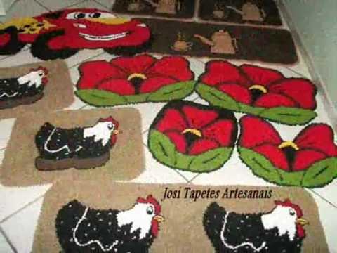 Tapetes de Frufru Josi tapetes Artesanais