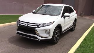 2018 Mitsubishi Eclipse Cross: Road Test