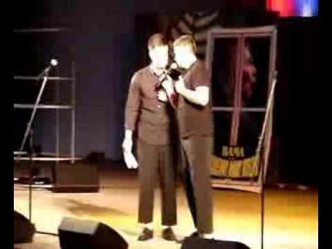 Kabaret Paranienormalni - Radio ONA i Michael Jackson