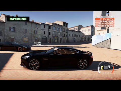 Forza Horizon 2 Online : HIDE AND SEEK!!!