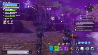Fortnite save the world/Batle royale