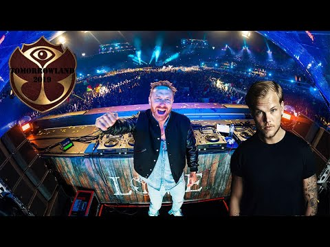 Avicii - Heaven (David Guetta & MORTEN Tribute Remix) ¡Exclusiva Tomorrowland 2019 Live!