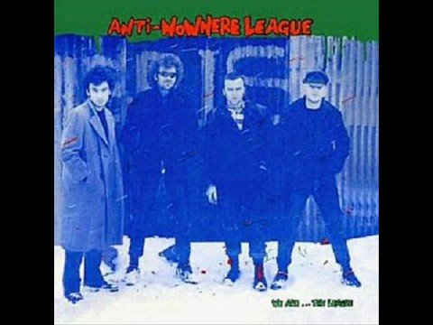Anti-nowhere League - Animal