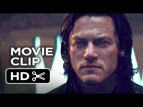 Dracula Untold Movie CLIP - Castle Under Attack (2014) - Luke Evans, Dominic Cooper Movie HD