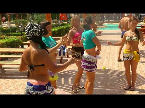 Russian Belly Dancing: Warm-up: In Egypt video