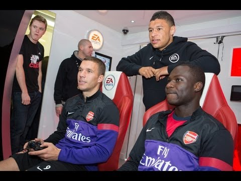 FIFA 13 Pro Footballer Tournaments | Arsenal