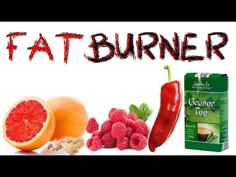 lebensmittel die die fettverbrennung fördern