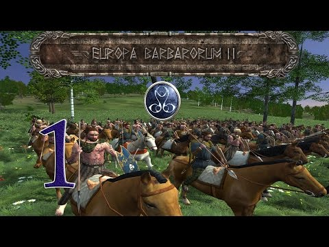 Europa Barbarorum 2 - Pritanoi (British Tribe) #1