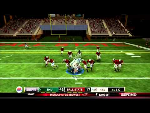 Game Fails: NCAA Football 13