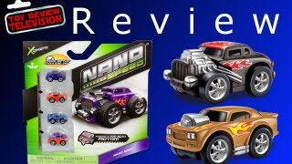 Nano Speed Toy Cars Review And Opening