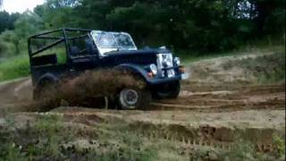 GAZ 69 OFF ROAD PART 1