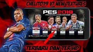 Terbaru!... Pes2019 Iso Camera PS4 Ppsspp English Version 7 •Chelito19 Textures & Savedata •GoblinTV