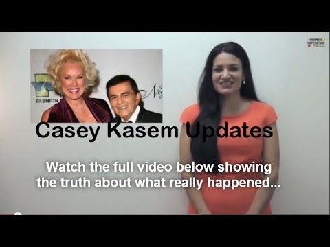 Casey Kasem News Kerri Kasem Kids Peaceful Protest