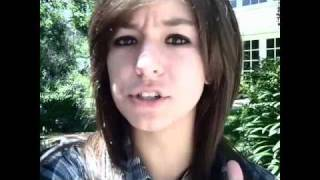 I've Never Had A Twitter! - Christina Grimmie