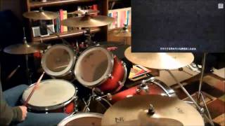 [Hatsune Miku] Odds&Ends (Drum Cover)