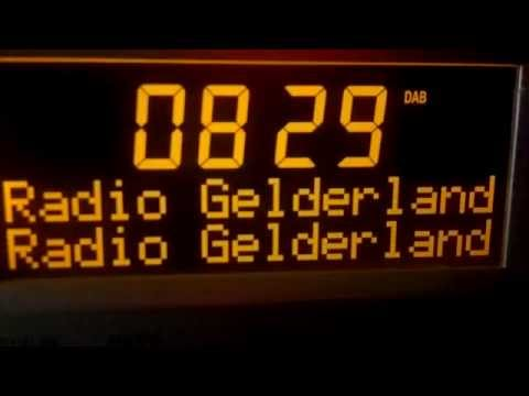DAB DX 362 KM 31/10-2015 DAB+ Oost (The Netherlands) received in Denmark