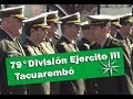 79° División Ejercito III - Misiones de Paz y Liceo Militar