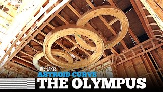 The Olympus | Astroid Curved Soffit | Time-Lapse