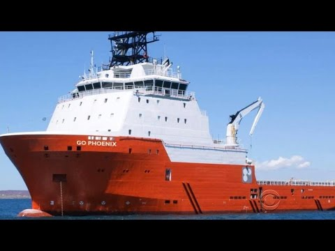 MH370 search resumes in Indian Ocean