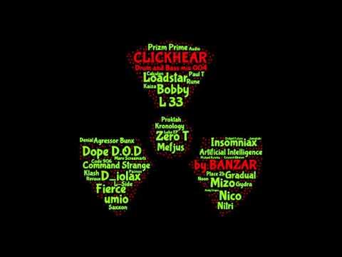 CLICKHEAR Drum and Bass mix 004