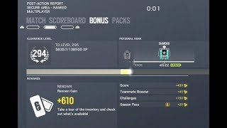 💎 Diamond Secured 💎 Ranked Rainbow 6 Siege on PS4  - #RB6 #RainbowSixSiege #Ps4Live #Ps4Share #R6S
