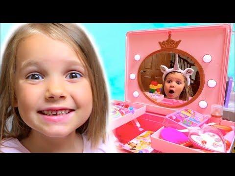 Катя и волшебное зеркало... Домик для Волшебной лошадки