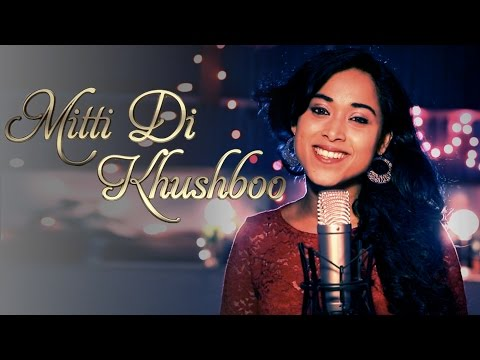 Mitti Di Khushboo - (acoustic Cover By Shweta Subram) | Full Music Video video