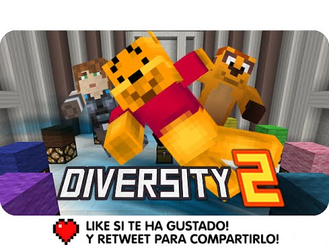 Minecraft Diversity 2 - Parte 1: Escape video