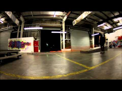Clip of the Week #13 | Square One Skateboards x Steezy x BLNT @ Schoolyard Skatepark