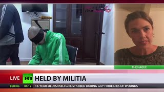 Gaddafi's son torture video guarantees 'maximum mistreatment'