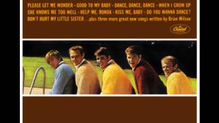 Watch Beach Boys She Knows Me Too Well video