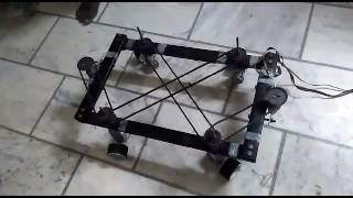 90 degree steering system mechanical final year project