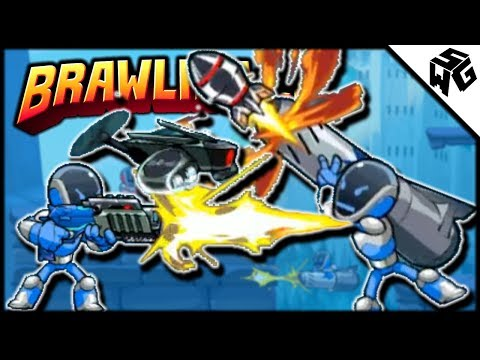 New Legend Announced! Soldier - Brawlhalla Gameplay :: Signature Review