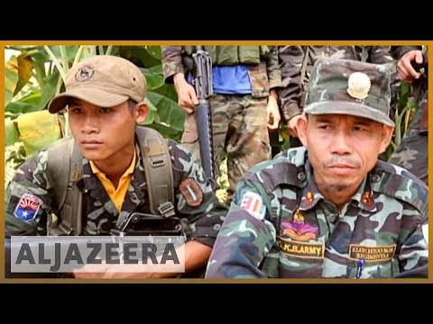 Myanmar rebel armies join forces