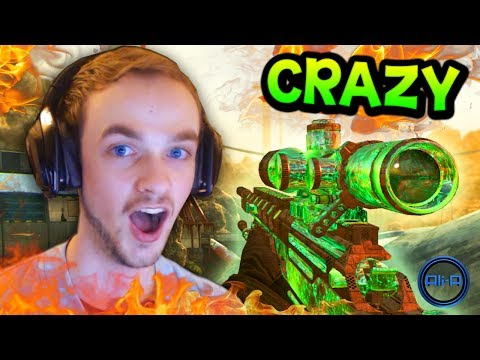 """CRAZY GAME!"" - Call of Duty: Black Ops 2 - LIVE w/ Ali-A!"