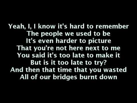 Payphone maroon 5 edited lyrics