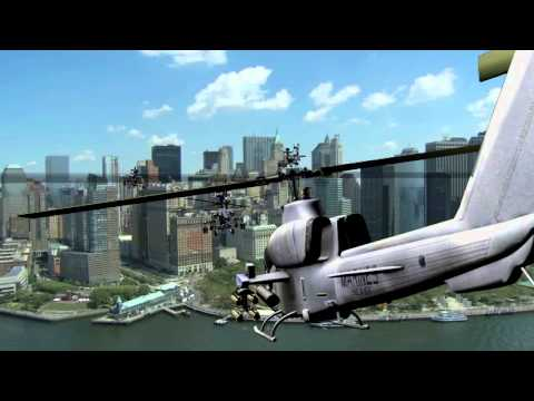 JB III: Terrorists strike back New York (Introductory Scene)