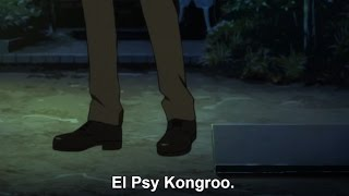 """EL PSY CONGROO"" Occultic;Nine scene Steins;Gate reference"