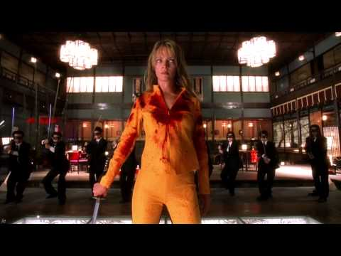 flickers // pulp fiction + kill bill