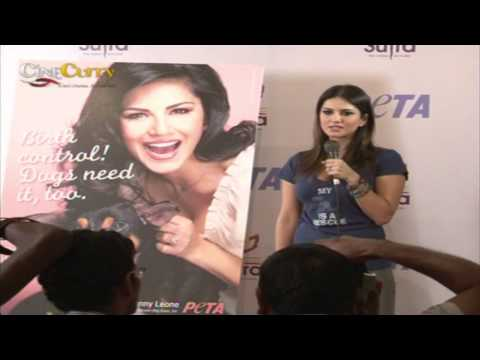 Porn Star Sunny Leone Launches
