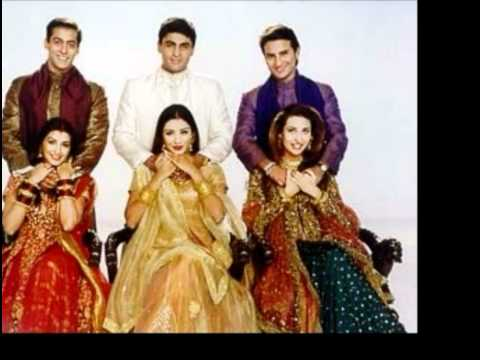 Hum Saath Saath Hain (Eng Sub) Full Song (HQ) With Lyrics -...