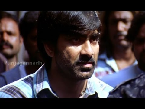 Ravi Teja Extraordinary Dailouges - Neninthe Movie scenes -...
