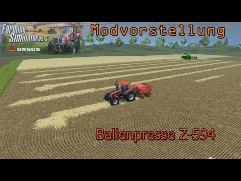 Landwirtschafts Simulator 2013   Modvorstellung URSUS DLC